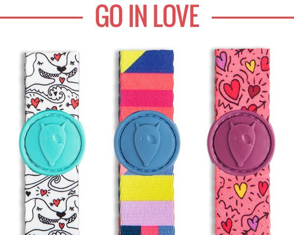 Morso® - Accessori per cani - Serie GO IN LOVE